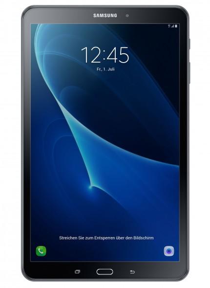 Samsung представила планшет Galaxy Tab A 10.1