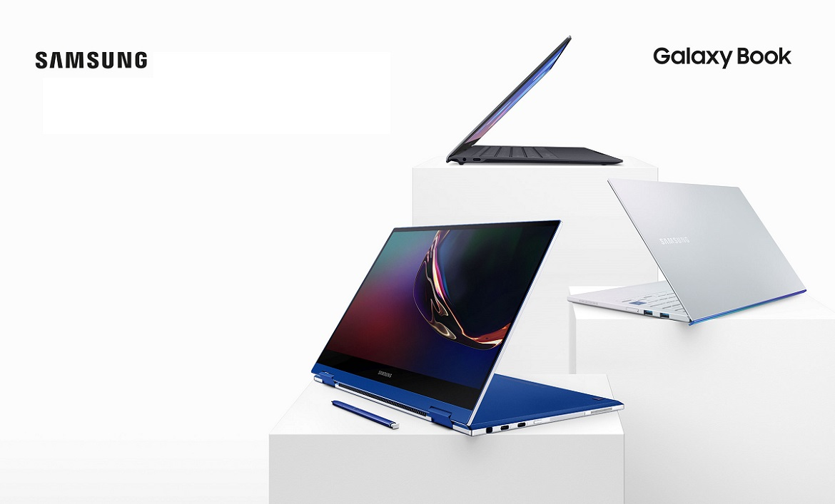 Samsung предлагает Galaxy Book Flex, Galaxy Book Ion и Galaxy Book S