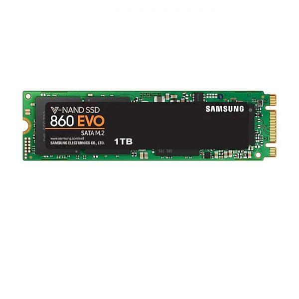 Накопитель Samsung SSD 1Gb 860 EVO SATA M.2