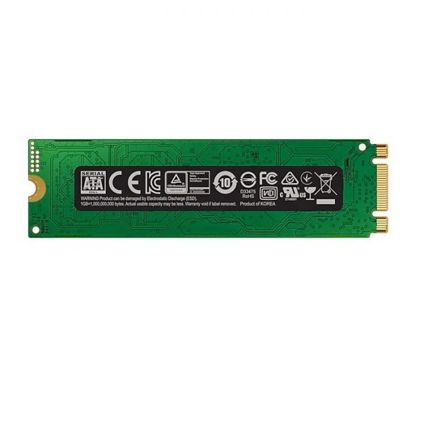 Накопитель Samsung SSD 500Gb 860 EVO SATA M.2 MZ-N6E500BW