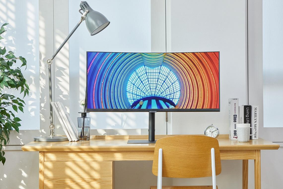 Новая линейка мониторов Samsung с высоким разрешением 2021 года