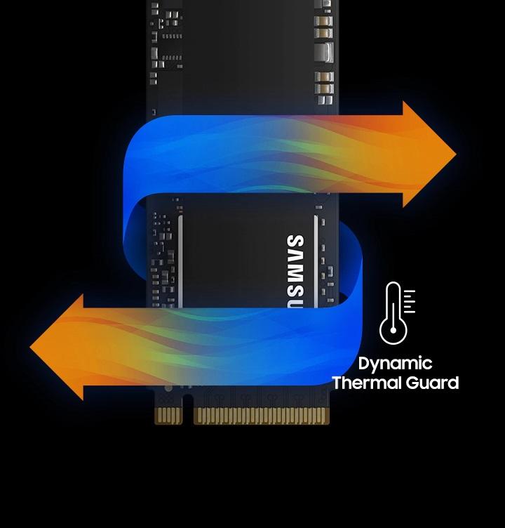 SSD накопитель Samsung 970 PRO NVMe M 2 512 Гб - купить Samsung1