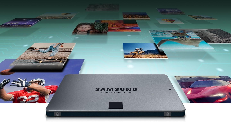 SSD Samsung 870 QVO