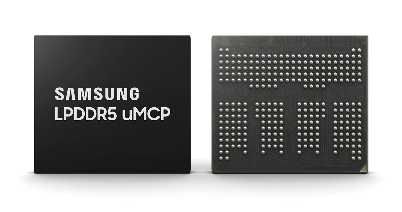 Samsung выводит флагманские функции на более широкий рынок смартфонов с мультичиповым пакетом LPDDR5
