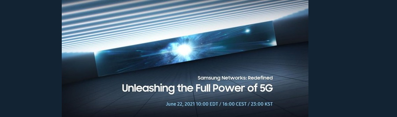 Samsung Networks: развитие сетей 5G