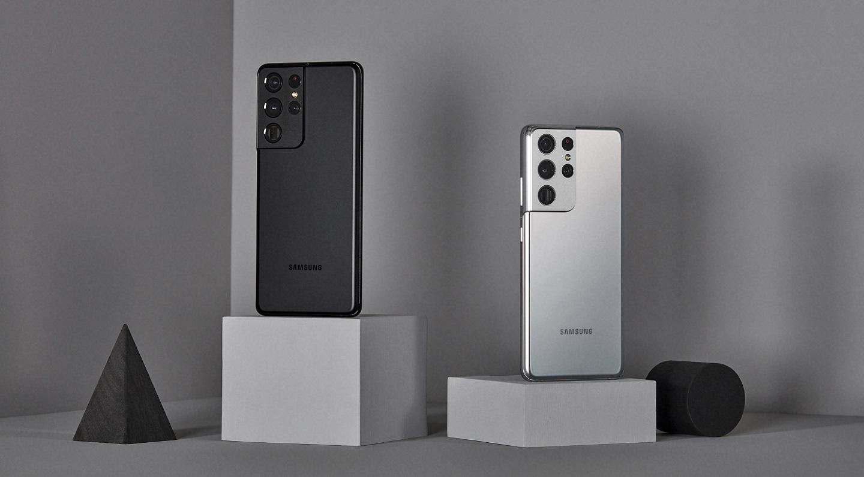 Samsung Galaxy S21 Ultra 5G стал лучшим смартфоном на церемонии Global Mobile Awards на Mobile World Congress 2021