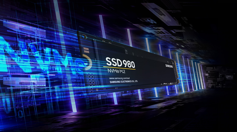 SSD Samsung 980 NVMe M.2