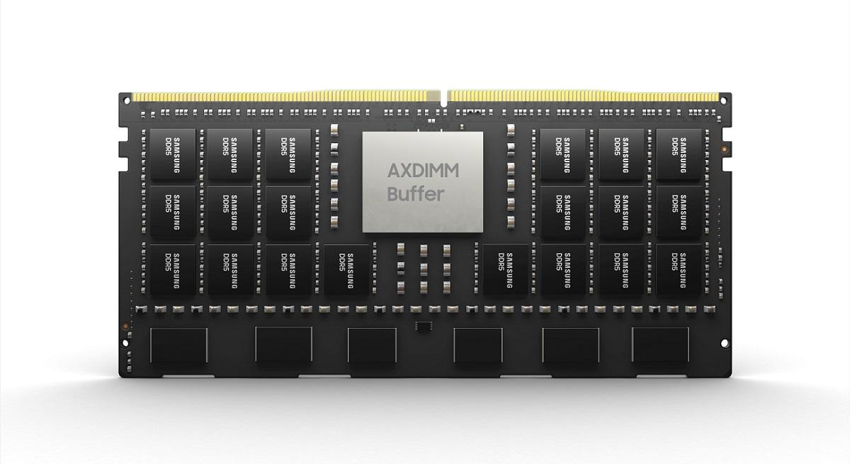 Samsung расширяет возможности обработки данных в памяти