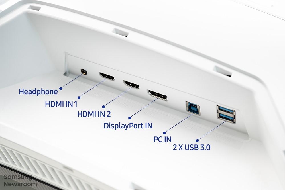 Odyssey Neo G9: самый мощный из игровых мониторов