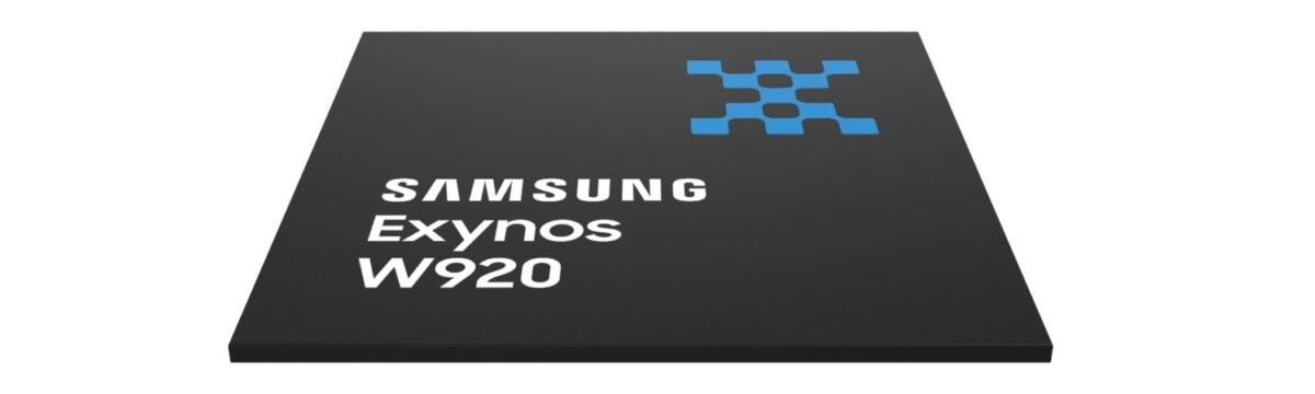 Первый 5нм процессор Samsung Exynos W920