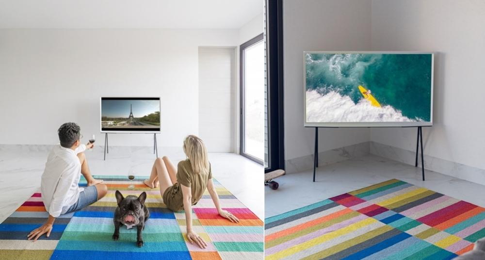 «Стильные телевизоры Samsung сочетают в себе искусство, эстетику, дизайн интерьера и развлечения, что позволяет им выходить далеко за рамки телевизионных функций, что поистине революционно»
