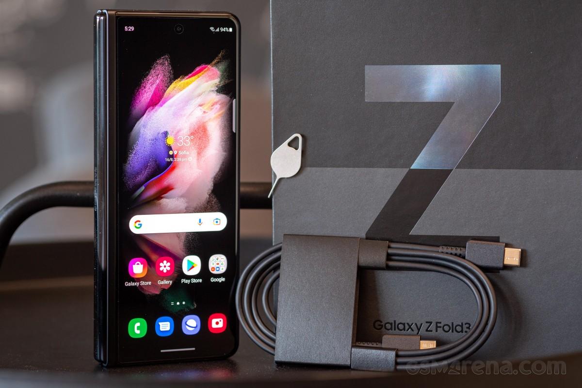 Подробное руководство по использованию Samsung Galaxy Z Fold3 5G
