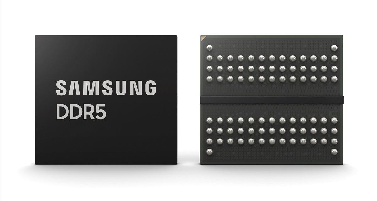 Samsung DRAM EUV DDR5